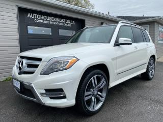 Used 2015 Mercedes-Benz GLK-Class GLK 250 BlueTEC for sale in Kingston, ON