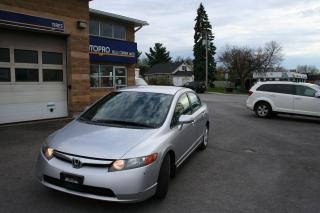 Used 2006 Honda Civic LX for sale in Nepean, ON