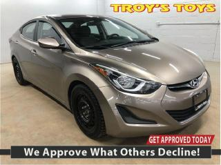 Used 2014 Hyundai Elantra GL for sale in Guelph, ON