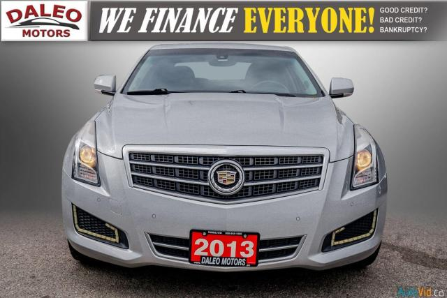 2013 Cadillac ATS LUX / BACK UP CAM / HEATED SEATS / LOW KMS Photo3