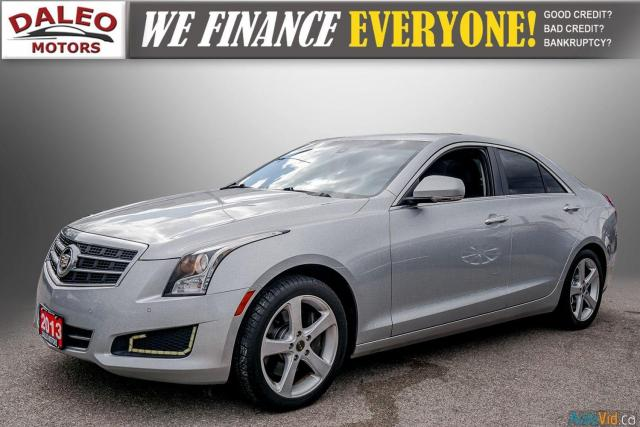 2013 Cadillac ATS LUX / BACK UP CAM / HEATED SEATS / LOW KMS Photo4