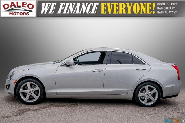 2013 Cadillac ATS LUX / BACK UP CAM / HEATED SEATS / LOW KMS Photo5