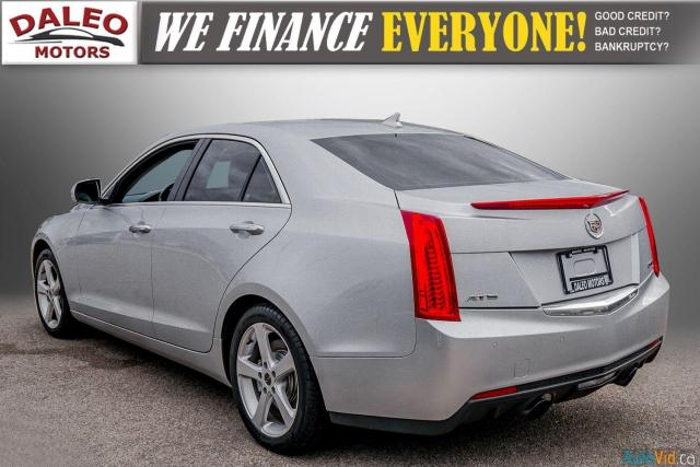 2013 Cadillac ATS LUX / BACK UP CAM / HEATED SEATS / LOW KMS Photo6