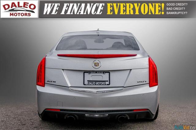 2013 Cadillac ATS LUX / BACK UP CAM / HEATED SEATS / LOW KMS Photo7