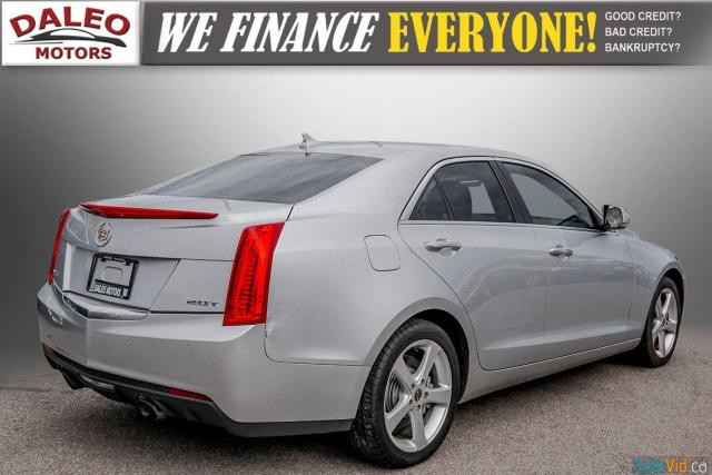 2013 Cadillac ATS LUX / BACK UP CAM / HEATED SEATS / LOW KMS Photo8