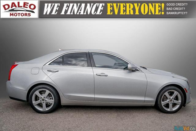 2013 Cadillac ATS LUX / BACK UP CAM / HEATED SEATS / LOW KMS Photo9