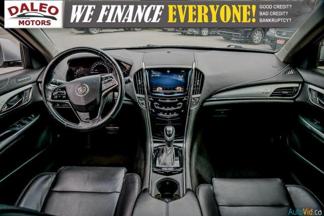 2013 Cadillac ATS LUX / BACK UP CAM / HEATED SEATS / LOW KMS Photo13