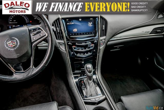 2013 Cadillac ATS LUX / BACK UP CAM / HEATED SEATS / LOW KMS Photo15