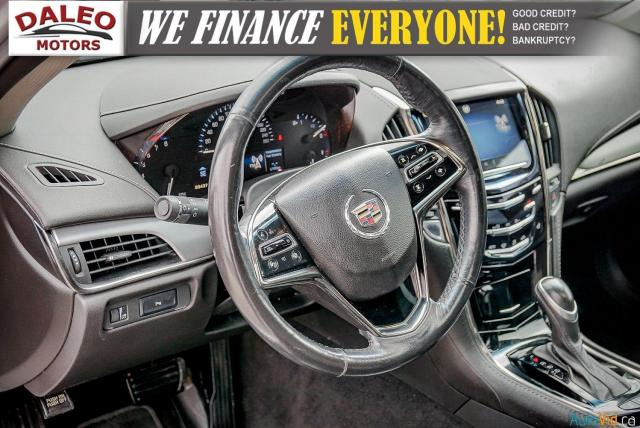 2013 Cadillac ATS LUX / BACK UP CAM / HEATED SEATS / LOW KMS Photo17