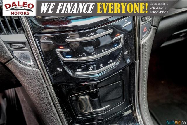 2013 Cadillac ATS LUX / BACK UP CAM / HEATED SEATS / LOW KMS Photo21