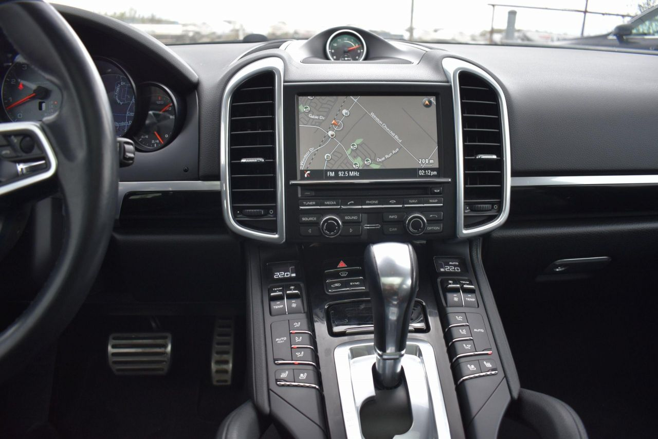 2015 Porsche Cayenne