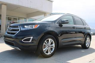 Used 2016 Ford Edge SEL for sale in Tilbury, ON