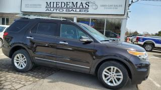 Used 2013 Ford Explorer XLT for sale in Mono, ON