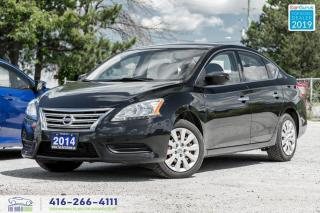 Used 2014 Nissan Sentra S|Cruise|A/C| for sale in Bolton, ON