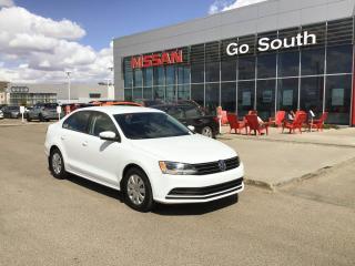 Used 2016 Volkswagen Jetta Sedan 1.4L TSI, TRENDLINE+, AUTO for sale in Edmonton, AB