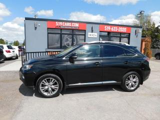 Used 2014 Lexus RX 350 Leather | Sunroof | Navigation for sale in St. Thomas, ON