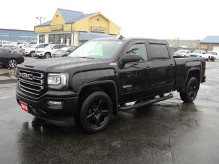 Used 2018 GMC Sierra 1500 Elevation CrewCab Z71 5.3L 6.5ftBox Nav BackCam for sale in Brantford, ON