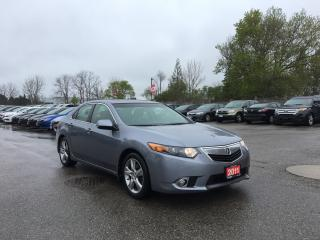 Used 2011 Acura TSX for sale in London, ON