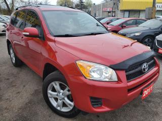 Used 2011 Toyota RAV4 SPORT/4WD/ROOF/LOADED/ALLOYS for sale in Scarborough, ON