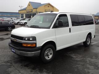 Used 2016 Chevrolet Express 2500 LT 6.0L Vortec 12 Passenger Van for sale in Brantford, ON
