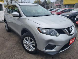 Used 2015 Nissan Rogue SPORT/CAMERA/LOADED/ALLOYS for sale in Scarborough, ON