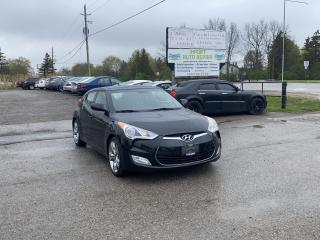 Used 2012 Hyundai Veloster w/Tech for sale in Komoka, ON