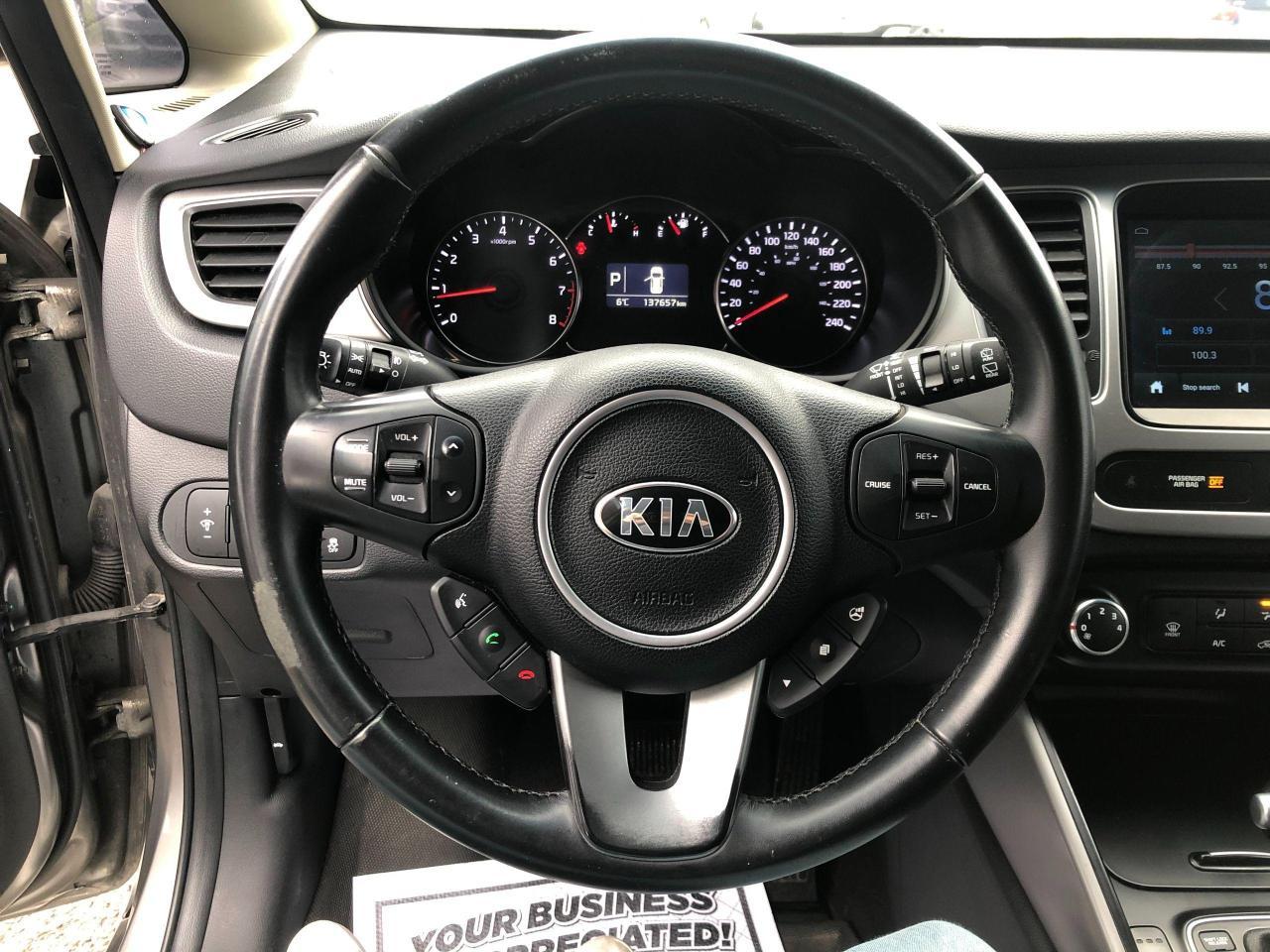 2016 Kia Rondo