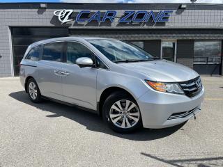 Used 2014 Honda Odyssey EX for sale in Calgary, AB