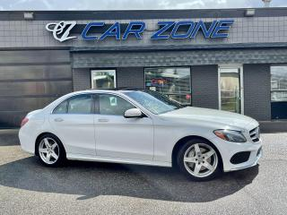 Used 2015 Mercedes-Benz C-Class C 400 for sale in Calgary, AB