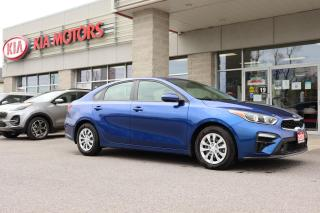 Used 2020 Kia Forte LX HEATED SEATS | REVERSE CAMERA | BLUETOOTH for sale in Cobourg, ON