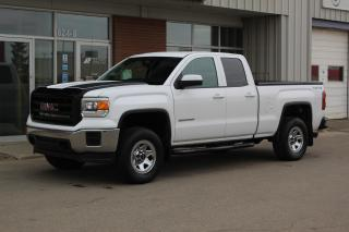 Used 2015 GMC Sierra 1500 1500 - LOCAL VEHICLE for sale in Saskatoon, SK