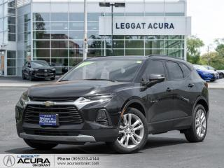 Used 2020 Chevrolet Blazer True North PANO ROOF   NAVI   LEATHER   BOSE for sale in Burlington, ON
