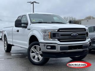 Used 2018 Ford F-150 XLT 8ft BOX, REVERSE CAMERA for sale in Midland, ON
