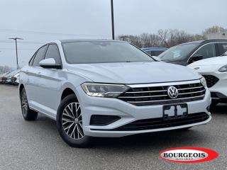 Used 2019 Volkswagen Jetta 1.4 TSI Highline HEATED SEATS, REVERSE CAMERA for sale in Midland, ON