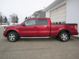 Used 2010 Ford F-150 Lariat for sale in Melfort, SK