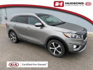 Used 2017 Kia Sorento 3.3L EX+ One Owner | V6 | 7-Seater | Panoramic Roof for sale in Stratford, ON