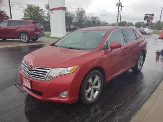 Used 2010 Toyota Venza V6 for sale in Sarnia, ON