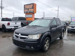 Used 2009 Dodge Journey SXT**ALLOYS**CAMERA**V6**AS IS SPECIAL for sale in London, ON
