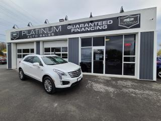 Used 2019 Cadillac XT5 Luxury for sale in Kingston, ON