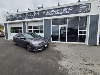 Used 2018 Honda Civic Touring for sale in Kingston, ON