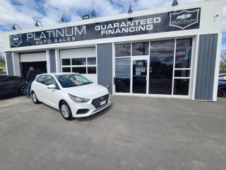 Used 2019 Hyundai Accent Preferred for sale in Kingston, ON