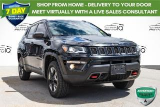 Used 2018 Jeep Compass Trailhawk LOADED TRAILHAWK for sale in Innisfil, ON