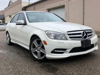Used 2011 Mercedes-Benz C-Class 4dr Sdn C 300 4MATIC for sale in Waterloo, ON
