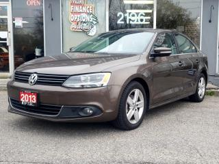 Used 2013 Volkswagen Jetta Sedan 4dr 2.0T TDI DSG Comfortline for sale in Bowmanville, ON