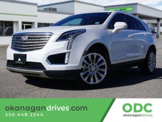 Used 2019 Cadillac XT5 Platinum AWD for sale in Kelowna, BC