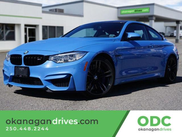 2017 BMW M4 LOCALLY OWNED | HEATED SEATS | BACKUP CAM