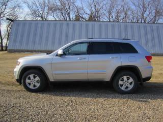 Used 2012 Jeep Grand Cherokee Laredo for sale in Melfort, SK