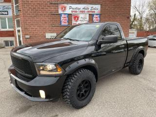 Used 2015 RAM 1500 Express/5.7 HEMI/NO ACCIDENTS/SAFETY INCLUDED for sale in Cambridge, ON