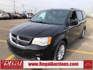 Used 2019 Dodge Grand Caravan 35TH ANNIVERSARY 4D WAGON 3.6L for sale in Calgary, AB