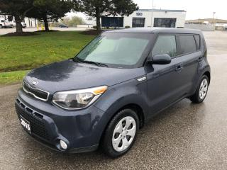 Used 2015 Kia Soul LX for sale in Cambridge, ON